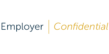 Employer Confidential logo