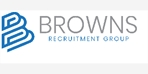 Browns Recruitment Group logo