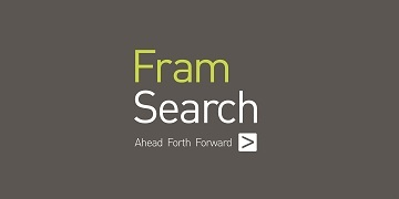 Fram Search logo
