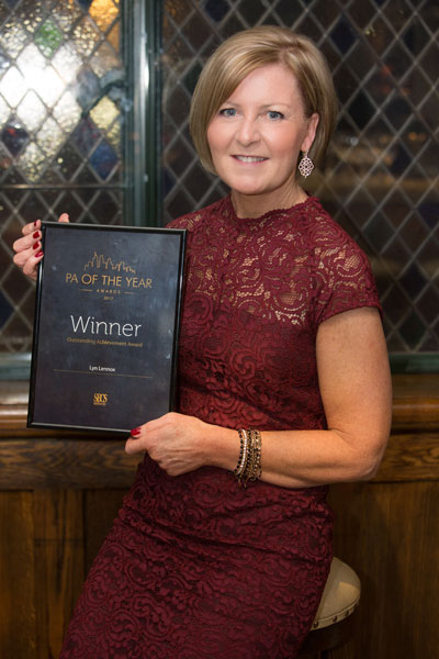 Lyn Lennox Outstanding Achievement Award 2017
