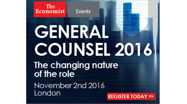 General Counsel conference 2016