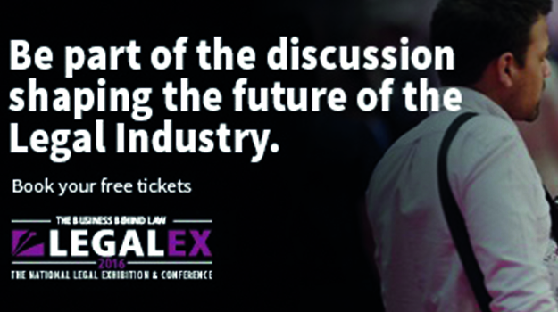 Join TotallyLegal at Legalex 2016