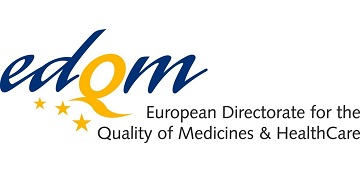 Council of Europe European Directorate for the Quality of Medicines & HealthCare logo