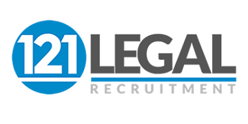 121 Legal Recruitment logo