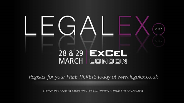 Join TotallyLegal at Legalex 2017