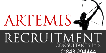Artemis Recruitment logo