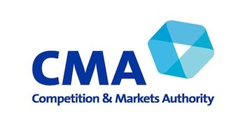 Competition & Markets Authority (CMA) logo