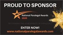 Don't Forget to Nominate Your Paralegal of the Year